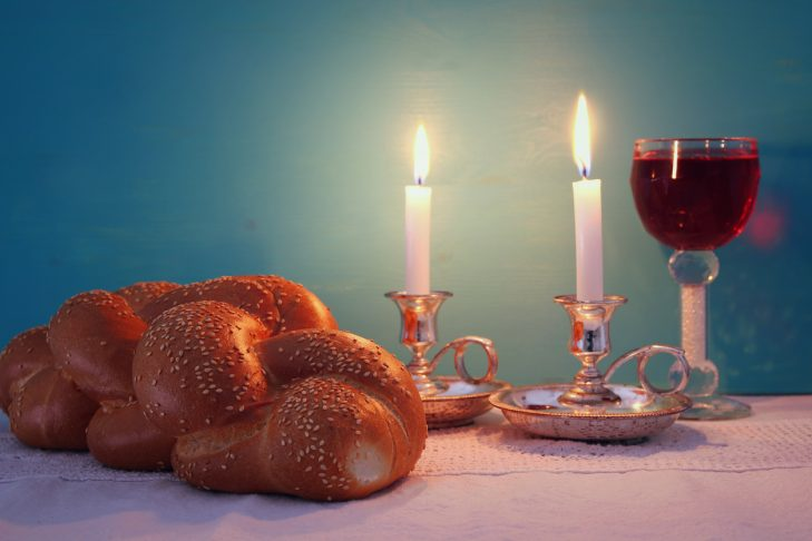 Past Presidents' Shabbat
