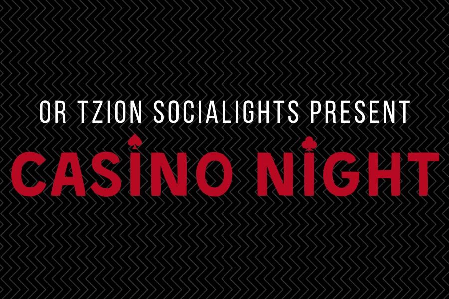 Socialights Casino Night