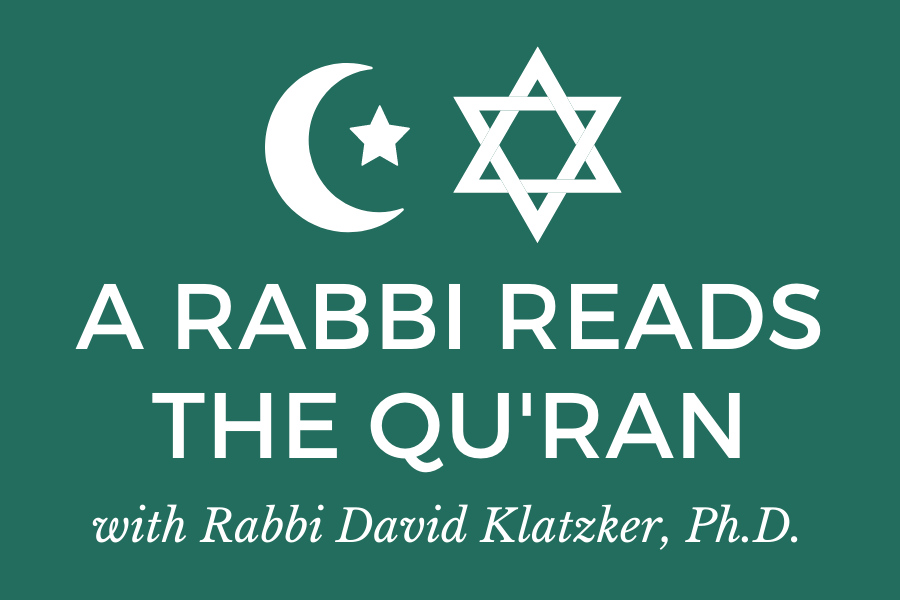 A Rabbi Reads The Qu'ran