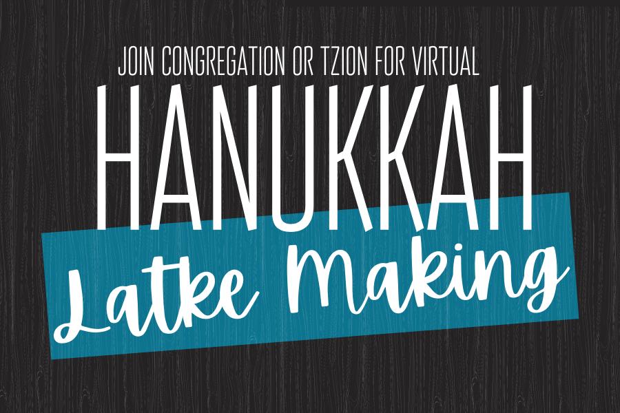 Hanukkah Latke Making